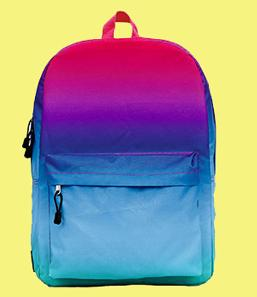 Win an Ombre Backpack from MOJO!!!