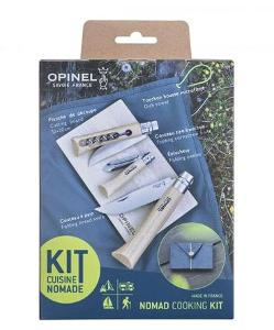 Win an Opinel Nomad Cooking Set