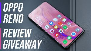 Win an Oppo Reno Phone
