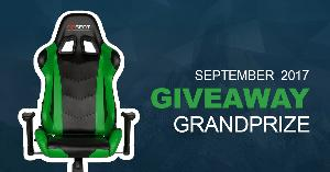 Win an Opseat Gaming Chair