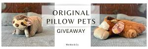 Win an Original Pillow Pet pal!