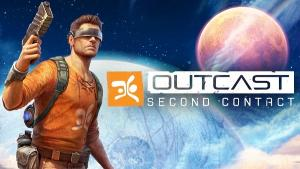 Win an Outcast - Second Contact Steam key!