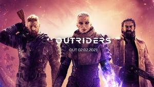 Win an Outriders Deluxe Worldwide Steam/ PC key!