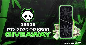 Win an RTX 3070 or $500!