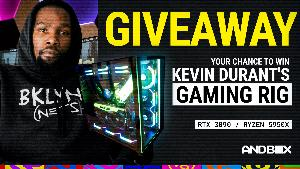Win an RTX 3090 Gaming Rig!