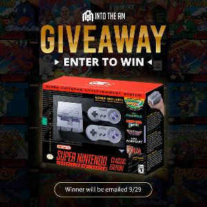 Win an SNES Classic Edition
