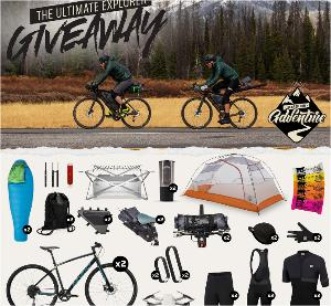Win an Ultimate Explorer prize pack worth $7,500!!