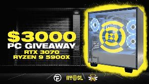 Win an Ultimate Gaming PC built by Paradox!!