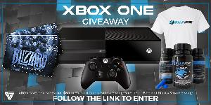 Win an Xbox One, Controller, $60 in Blizzard Credits and Bluvos Energy Shirt and Bottle of Bluvos Supplements