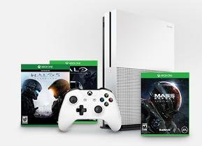 WIN AN XBOX ONE S BUNDLE
