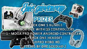 Win an Xbox One S, GoPro Hero, Beats by Dre SOLO or other prizes $1,500+