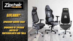 Win an Xpression Gaming Chair - $400 Value!!