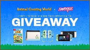 Win Animal Crossing: New Horizons &  Animal Crossing: New Horizons Nintendo Switch!!