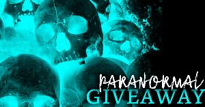 WIN any AMIR LANE's ANY Paranormal Novel!