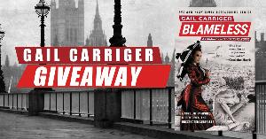 WIN any Novel from Gail Carriger