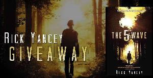 Win ANY Rick Yancey Novel!