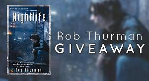 Win Any #RobThurman Novel!