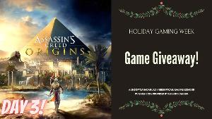 Win Assassin's Creed Origins for PC!