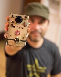 Win Beetronics Overhive Pedal