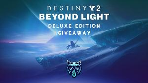 Win  Beyond Light Deluxe Edition for Steam!