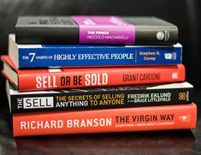 Win Books + Printed Motivational products in this sweepstakes