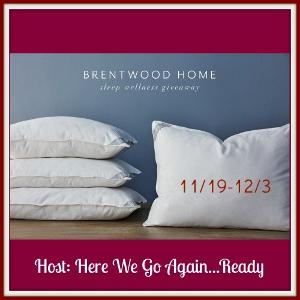 WIN: Brentwood Home Sleep Wellness Bundle