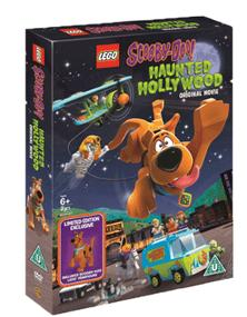 Win Brick Show Live tickets with LEGO Scooby-Doo!