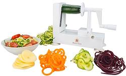 WIN: Brieftons QuickSlice Vegetable Spiral Cutter