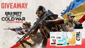 Win Call of Duty Black Ops Cold War & CTRL Sample Kit!!