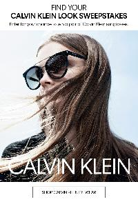 Win Calvin Klein sunglasses
