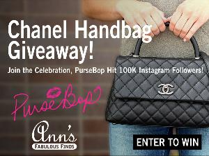WIN: Chanel Coco Handbag
