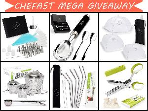 WIN CHEFAST PRIZE PACK