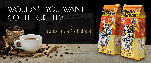 Win Coffee for Life