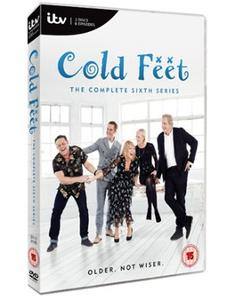 Win Cold Feet Series 6 on DVD!