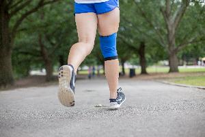 Win Copper compression knee sleeve