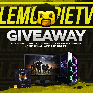 Win CyberPowerPC Gamer Xtreme VR Gaming PC , ASUS Gaming Monitor &  Halo: The Master Chief Collection