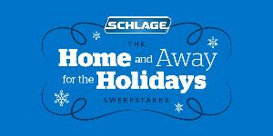 Win Daily Prizes from Schlage or a Grand Prize of a $5,000 Gift Card