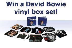 WIN: David Bowie 'Who Can I Be Now? Vinyl Box Set