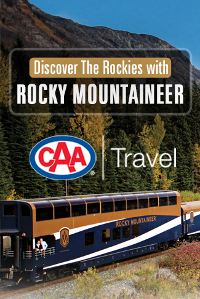 WIN: Discover the Rockies with Rocky Mountaineer