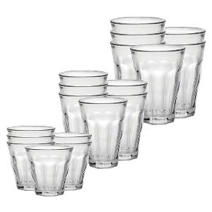 WIN: Duralex Picadie Glass Tumbler Set
