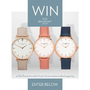 Win Elie Beaumont London watch