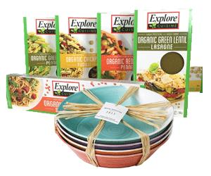 Win Explore Pasta sets!!!
