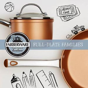 WIN FARBERWARE COOKWARE