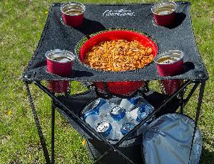 Win Folding Tailgating Table