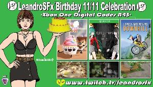 """Win Game """"Cake Bash"""" (Xbox One); Game """"Reflection of Mine"""" (Xbox One) & Game """"Lonely Mountain: Downhill"""" (Xbox One)!!"""