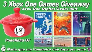 """Win: Game """"Speed Limit"""" (Xbox One); Game """"Aircraft Evolution"""" (Xbox One) & Game """"Cyber Protocol"""" (Xbox One)!!"""
