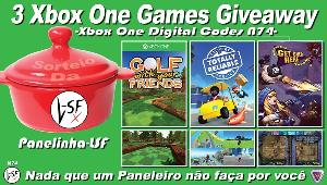 """Win """"Golf With Friends"""" (Xbox One); """"Totally Delivary"""" (Xbox One) & """"Get Over here"""" (Xbox One)!"""