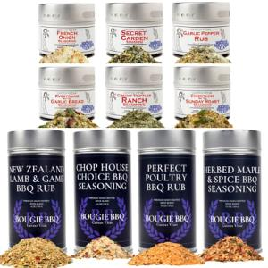 Win Gourmet Spices For A Year, Valued at Over $1,000