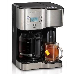 WIN: Hamilton Beach Coffee Maker + Hot Water Dispenser