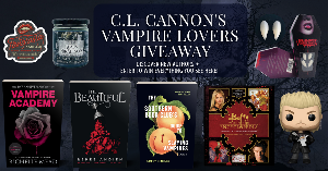 Win hardback copies of Vampire Academy (10th Anniversary Edition) by Richelle Mead, The Beautiful by Renée Ahdieh, The Southern Book Club's Guide to Slaying Vampires by Grady Hendrix, ...+ more...